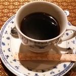 タイレストラン ブアールアン - 食後のコーヒー