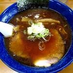 らーめん本丸 - 2015.4 醤油750円