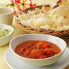 ローカルインディア - 料理写真:ランチセット