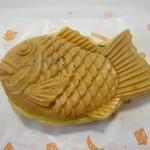 焼っ子 - 料理写真:たい焼き(十勝産あずき)¥130