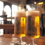 カンテラ - 生ビール