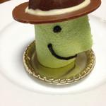 37220711 - きてけろくんケーキ(500円)