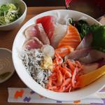 WATATSUMI - WATATSUMI丼