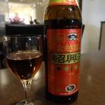 四川料理 天華 - 紹興酒をボトルで(3.2)