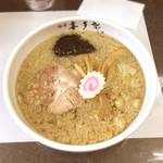 喜多郎 - 醤油らーめん こってり 630円
