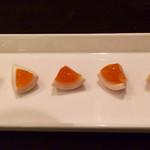 CAFE&BAR DALL - 2015/4/☆  燻製卵のおつまみ〜〜