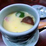 郷土料理 竹の子 - 茶碗蒸し