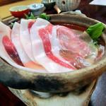 Kyoudoryouritakenoko - 鴨の小鍋