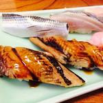 幸寿司 - 美味しい穴子