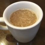 トプカ - スープ