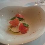 リストランテ・ヒロ・チェントロ 丸ビル店 - トマトがおいしい
