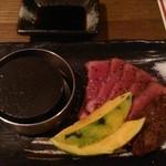 肉食酒場 garu - ハツ炙り