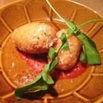 ベヂロカ RENCON - これもレンコンたっぷりのコロッケ❗️美味しい