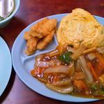 中華料理交栄 - 料理写真:中華定食B