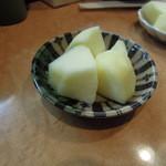 キッチンマム - 食後のフルーツ