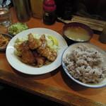 キッチンマム - マグムニ定食