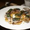 organ - 料理写真:炙り鯖とじゃが芋の一皿