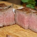 MeatBle - フィレ炭火焼120g 890円