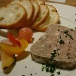 MeatBle - パテドゥカンパーニュ