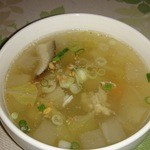 チョムパイ - 2015/04/22 21:40訪問 スープ