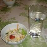 チョムパイ - 2015/04/22 21:40訪問 焼酎お湯割り
