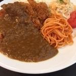 キッチンデミグラ - カレー