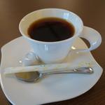 芋ちゅう - 2015.04 朝カレーについてくるコーヒー