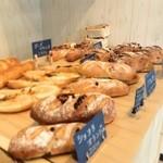 パン工房 こんとれいる - 料理写真:ハードパン(フランス、ドイツパン)