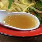 博多芳々亭 - コクがあるスープ(小田急新宿展催事)