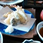 松江の台所 こ根っこや - 天ぷら