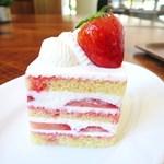 ペストリーショップ - ショートケーキ