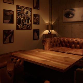 【大小個室完備】多彩なシーンに最適なデザイナーズ空間