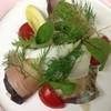 フィオレット - 料理写真:サワラのマリネサラダ仕立て