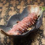 沖ちゃん - 頭肉タタキ