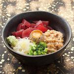 沖ちゃん - マグロ納豆