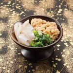 沖ちゃん - イカ納豆