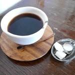 カフェギャラリーコンバーション - おりじなるブレンド珈琲¥450