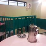 オリーブカフェ - 2階がございます