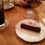 クアトロハーツカフェ - ガトーショコラ