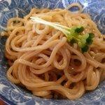 紋次郎 - 麺