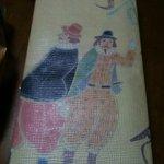 松風屋 - カステラ包装紙です