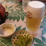 にっぽんの洋食 江戸一 - ★2013/10/09 11:20訪問 生ビール♪\600