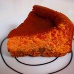 オバーユ - キャロットチーズケーキ。げきうま。