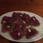 37251724 - 和牛オトコシチリア料理
