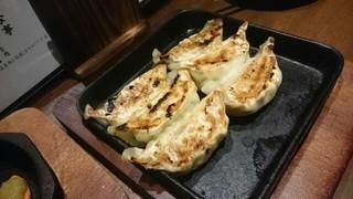 ゑびす - 鶏ギョウザ