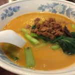 美味館 - 担々麺 780円