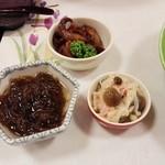 魚処丸萬 - 宴会会席2(小鉢)