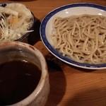 つけ麺屋 まるかん - 特製つけ麺(税込1080円)