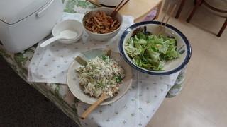 べりカフェ つばさ・游 - サラダと惣菜はセルフ