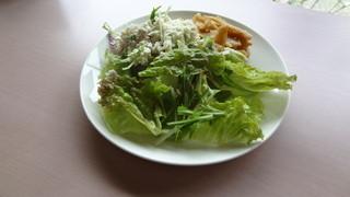 べりカフェ つばさ・游 - サラダ&惣菜